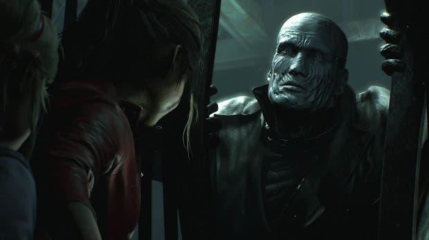 Claire se enfrenta a Tyrant en el nuevo gameplay de Resident Evil 2 1