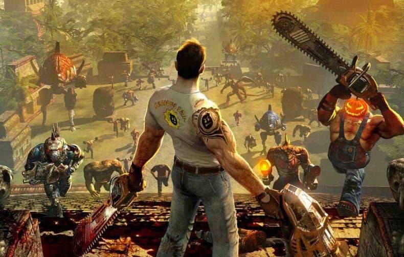 The Serious Sam Collection llegará a Xbox One, según el ESRB 1