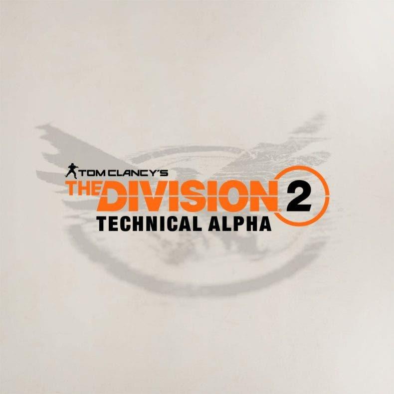 Unos pocos afortunados podrán jugar a la Alfa Privada de The Division 2 este fin de semana 1