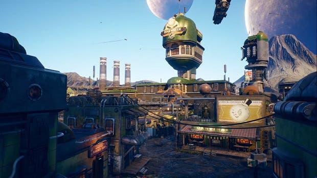 The Outer Worlds no será tan grande como Fallout: New Vegas 1