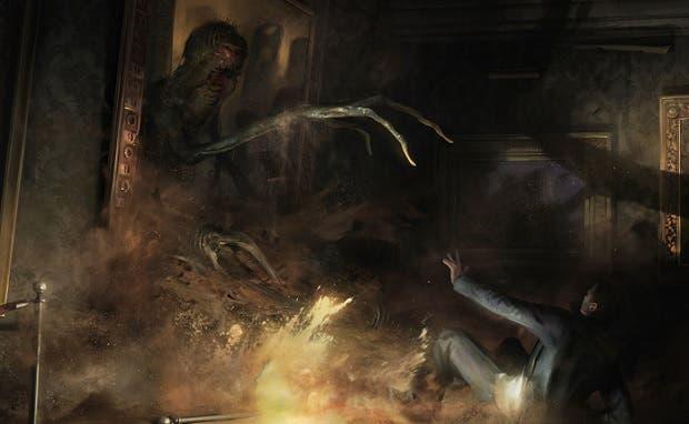 El nuevo vídeo de The Sinking City explica la importancia de H.P. Lovecraft 1