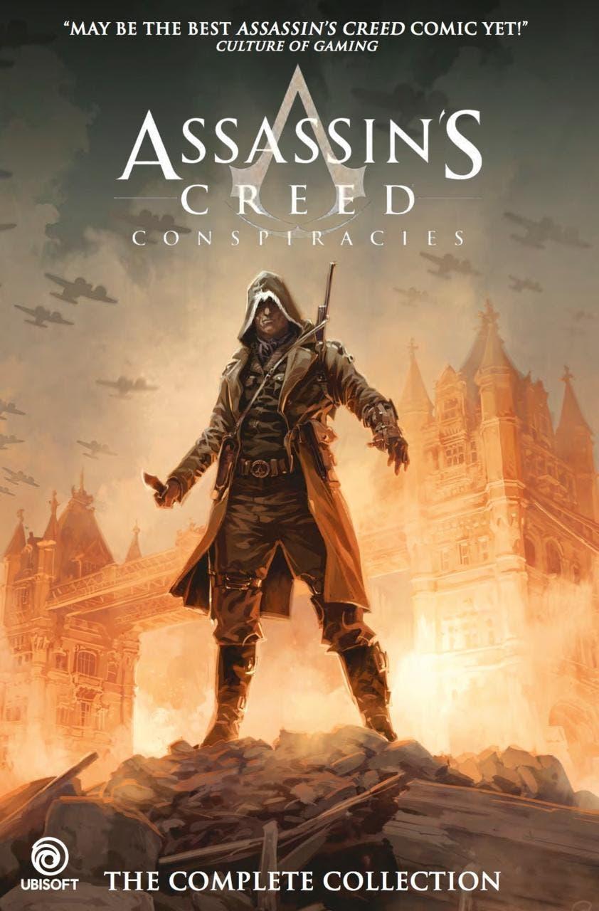Nuevas imágenes de la novela gráfica de Assassin's Creed 2