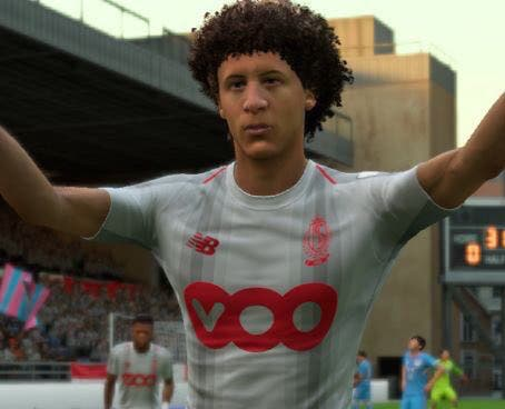 Un jugador de fútbol profesional pide a EA que cambie su rostro en FIFA 19 1