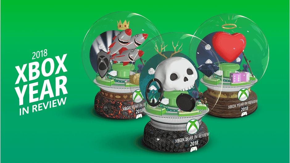 No olvides descubrir cómo ha sido tu año en Xbox Live en estadísticas 2