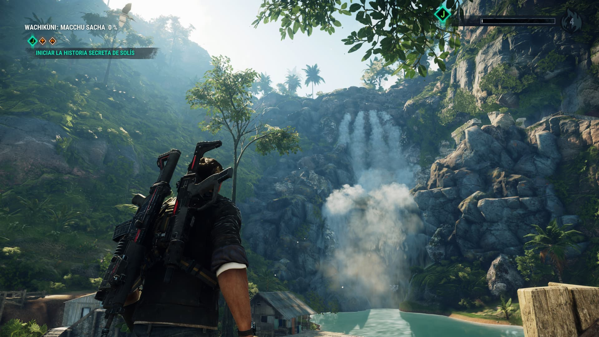 Análisis de Just Cause 4 - Xbox One 5