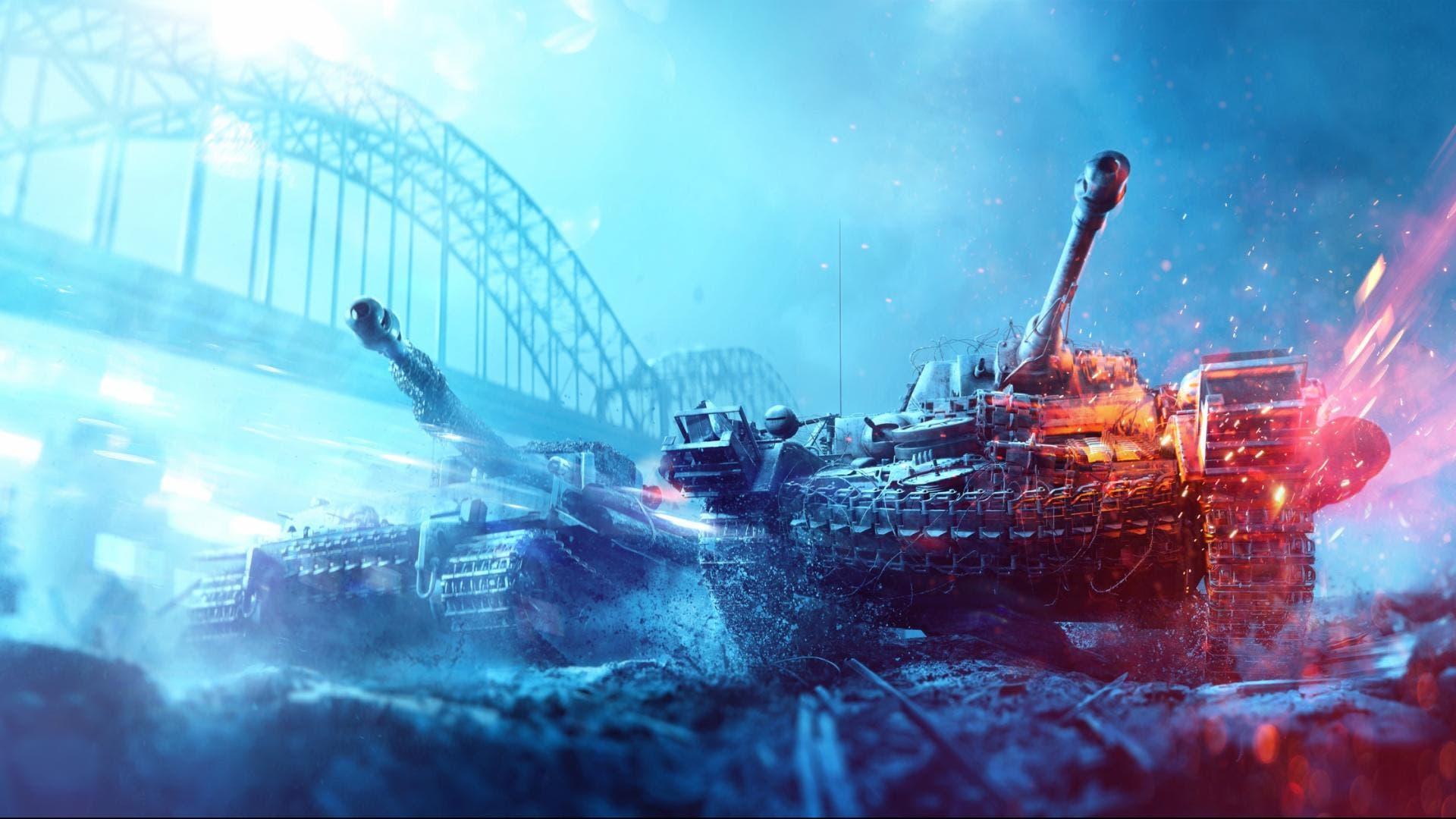 Battlefield V finalmente tendrá skins para los tanques 2
