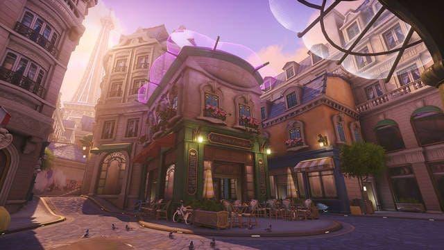 Blizzard anuncia un nuevo mapa para Overwatch 1