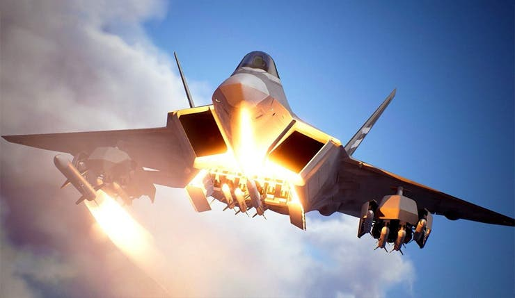Ace Combat 7: Skies Unknown expone su multijugador incluyendo un modo battle royale 1