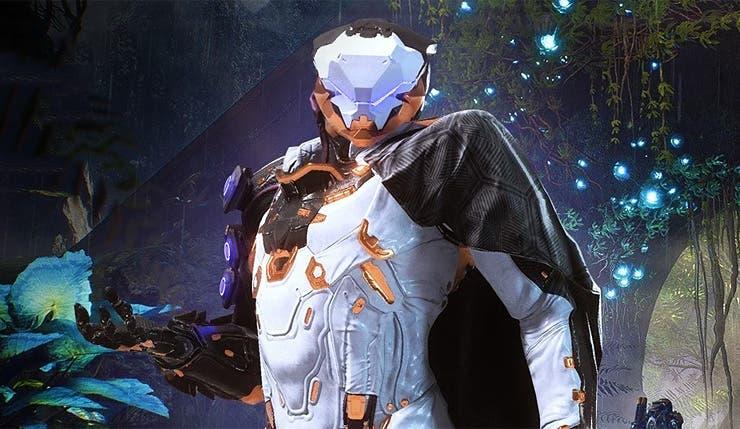 Anthem presenta las habilidades de la Javelin Storm y los requisitos para PC 1