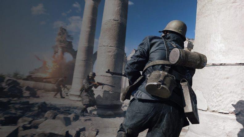 Una nueva filtración expone las nuevas armas que llegarán a Battlefield V 1