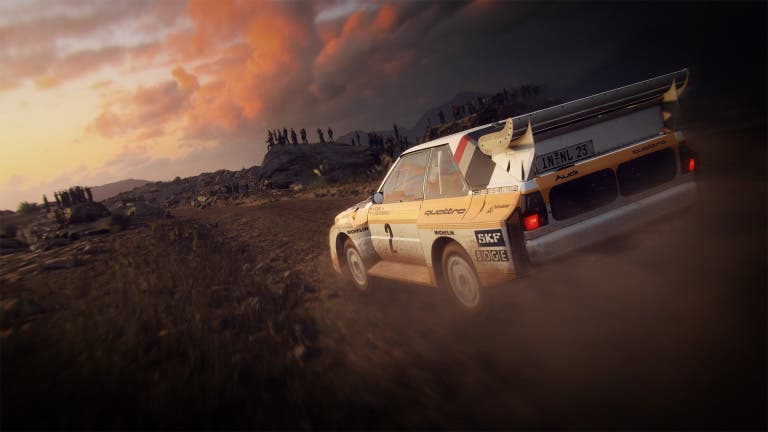 Se describen los primeros detalles del modo carrera de DIRT Rally 2.0 1