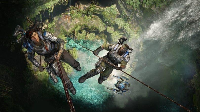 Gears 5 en Xbox Series X ofrecerá una versión mejor que la Ultra de PC 1