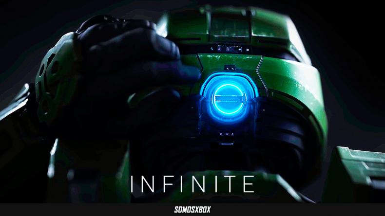 Así nos puede sorprender Halo Infinite en el Xbox Game Showcase 1