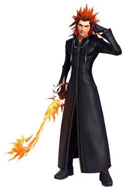 Guía para novatos: Resumen de la saga Kingdom Hearts 17