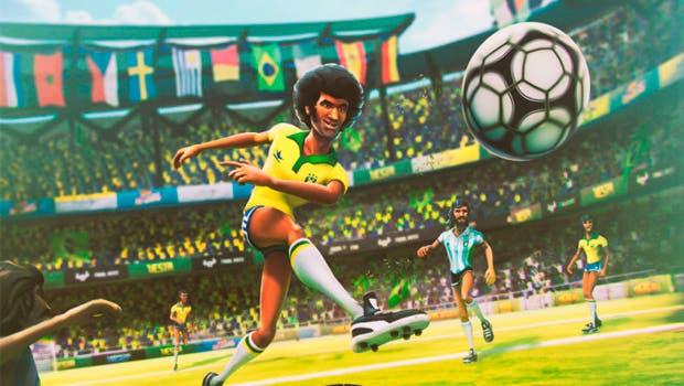 Legendary Eleven hace llegar el auténtico fútbol arcade a Xbox One 1