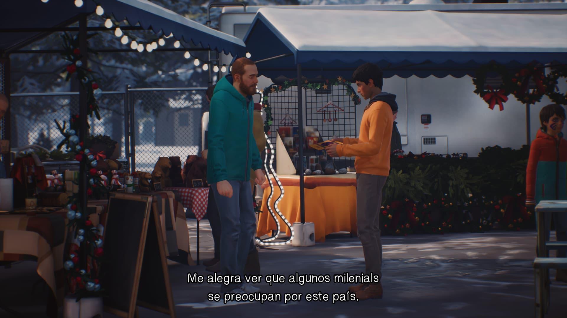 Análisis de Life is Strange 2: Episodio 2 - Xbox One 4