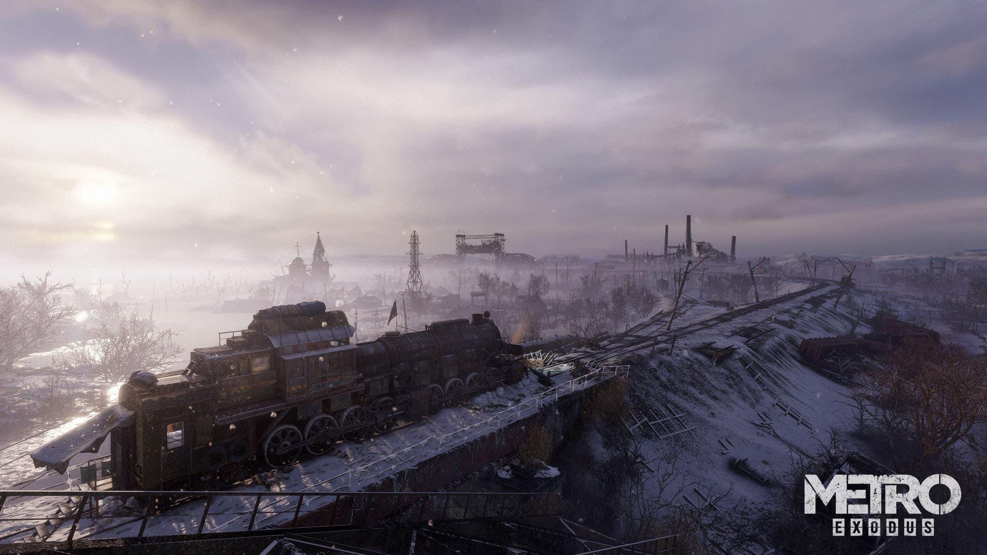 Impresiones finales de Metro Exodus 2