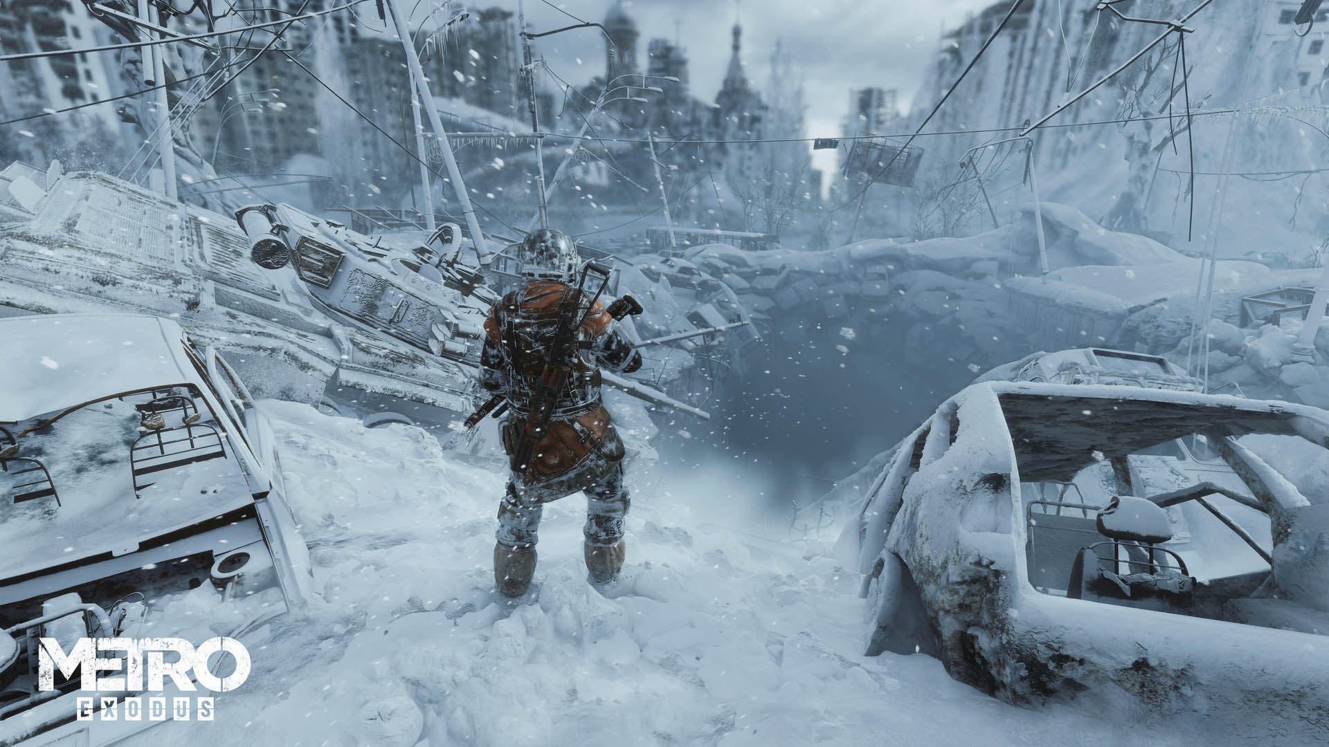 4A Games confirma que optimizará el rendimiento de Metro Exodus con la última versión del DLSS 3