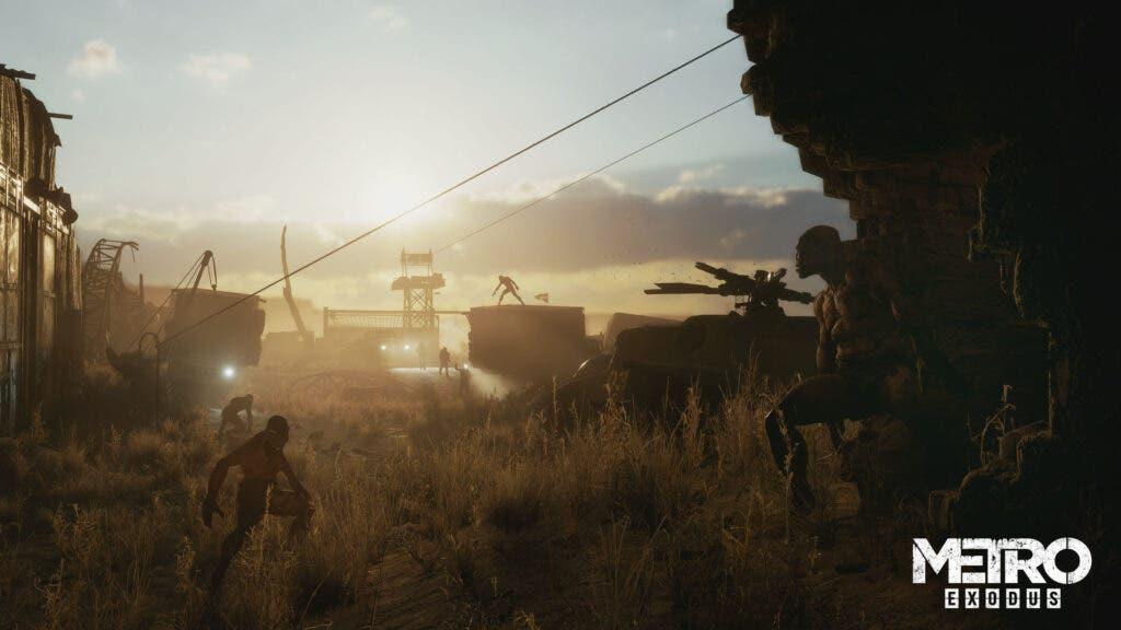 Rendimiento de Metro Exodus Enhanced Edition en Xbox Series X|S