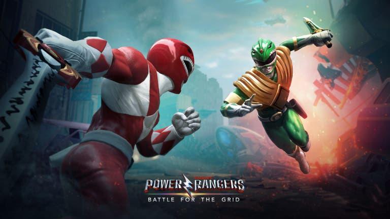 Se presenta Power Rangers: Battle For Grid, que deja fuera a Playstation 4 en el juego cruzado 1