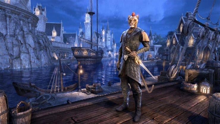 Una filtración descubre la próxima expansión de The Elder Scrolls Online 1