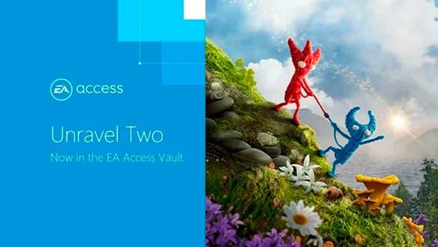 Unravel 2 ya disponible gratis vía The Vault de EA Access 1