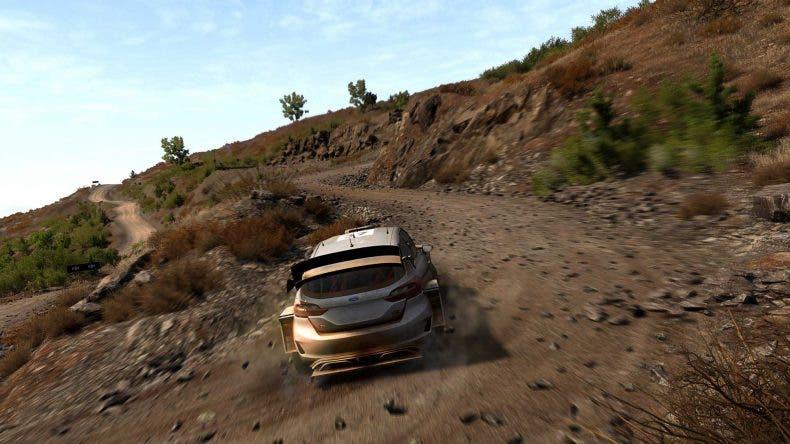 Argentina es la protagonista del nuevo gameplay de WRC 8 1