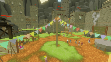 Windscape tiene fecha de lanzamiento confirmada para Xbox 12