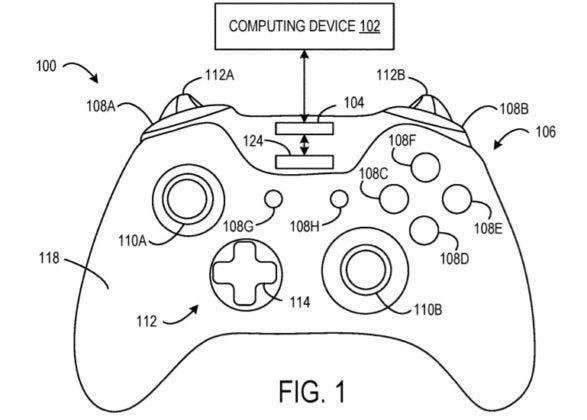 Filtradas las mejoras de la nueva generación del mando de Xbox One 2