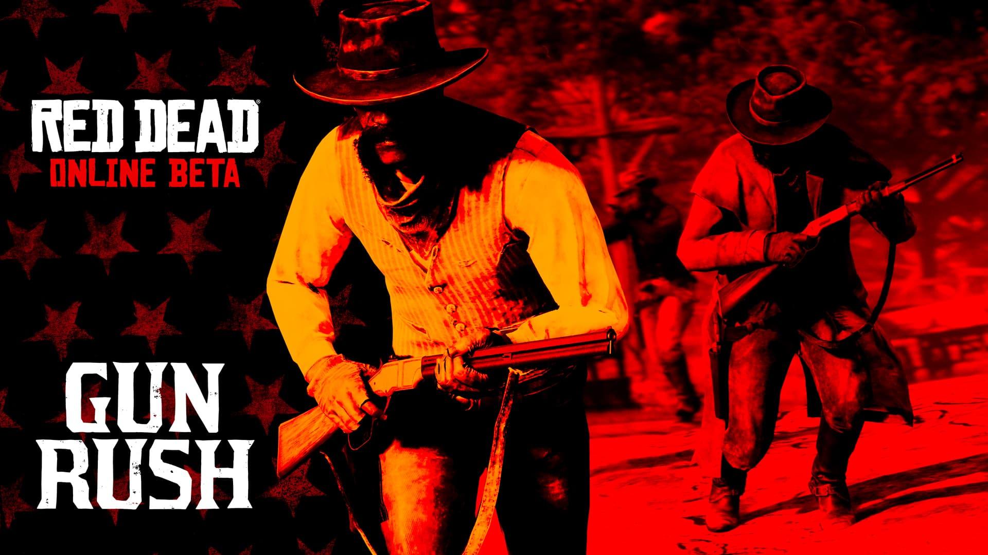 Red Dead Online recibe Gun Rush, su modo Battle Royale 2