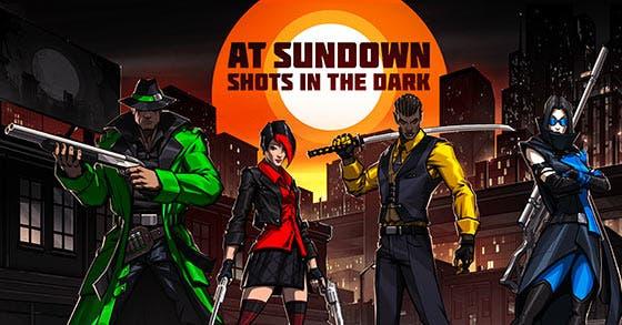 At Sundown: Shots in the Dark ofrece una batalla caótica en Xbox One 1
