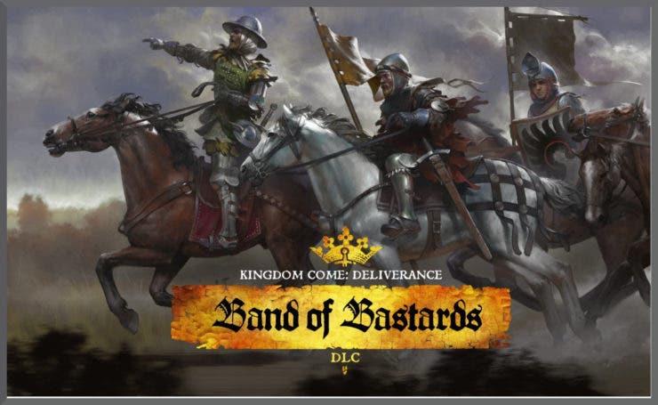 Band of Bastards, el próximo DLC de Kingdom Come: Deliverance, ya tiene fecha de lanzamiento 1