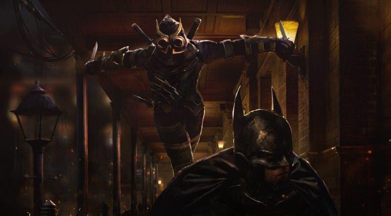 El nuevo juego de Batman no formaría parte de la saga Arkham 1