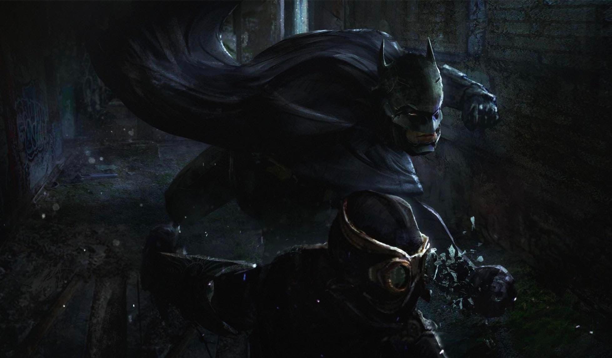 El presunto juego de Batman Arkham de Warner Bros Montreal estaría a punto de anunciarse