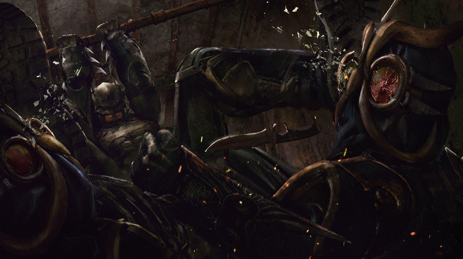 Gotham Knight sería el título del nuevo juego de Batman 2