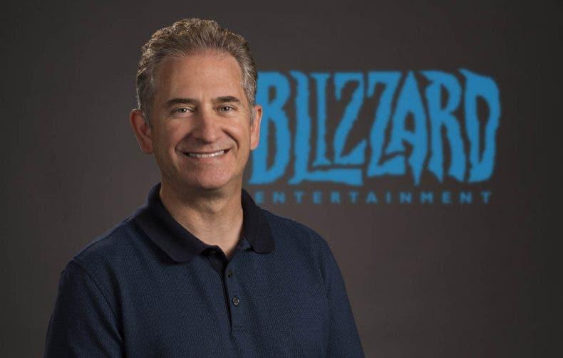 Mike Morhaime, cofundador de Blizzard, abandonará la compañía tras 28 años 1
