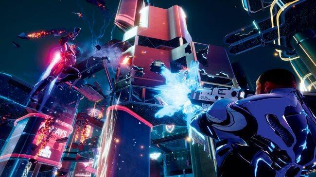 """Wrecking Zone, multijugador de Crackdown 3, """"engancha con cada partida"""" 2"""
