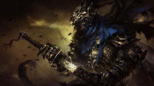 Dark Souls Trilogy aparece en Amazon España con fecha de lanzamiento 1
