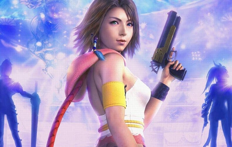 La carátula del remaster de Final Fantasy X/X-2 miente, el juego no está mejorado para Xbox One X 1