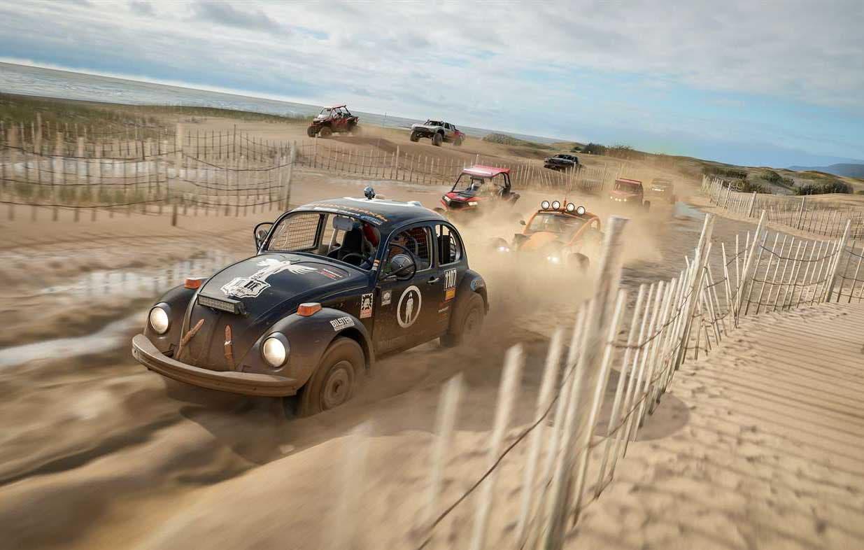 Una filtración avala la llegada de más de 100 coches a Forza Horizon 4
