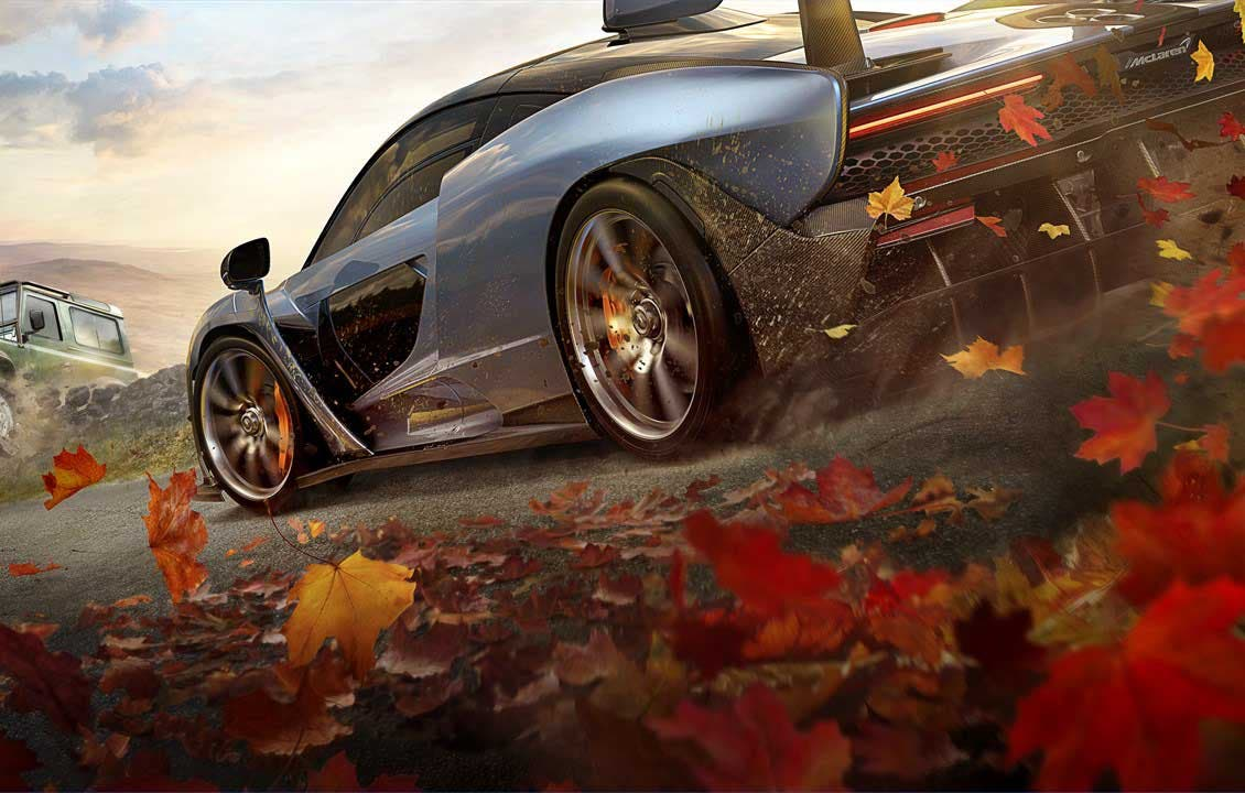 Forza y Toyota vuelven a unir fuerzas para Forza Horizon 4 2
