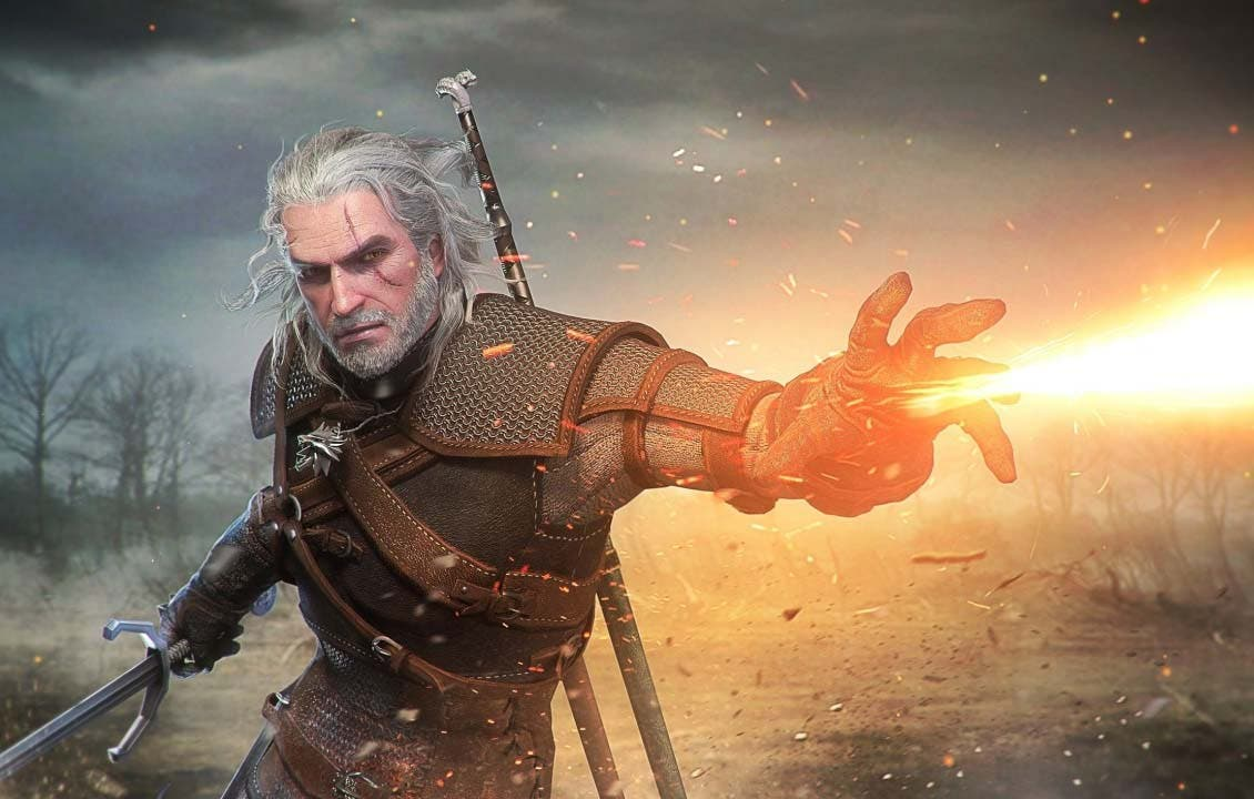 El actor de doblaje de Geralt en The Witcher 3 no estará en Cyberpunk 2077 12