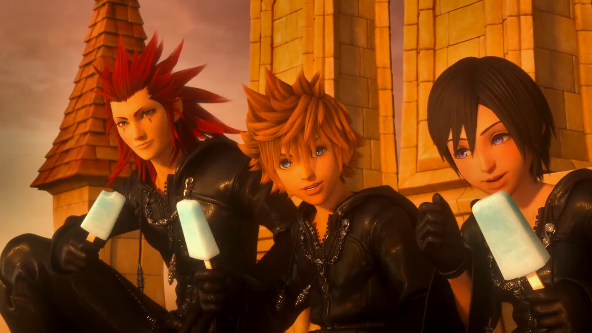 Guía para novatos: Resumen de la saga Kingdom Hearts 24