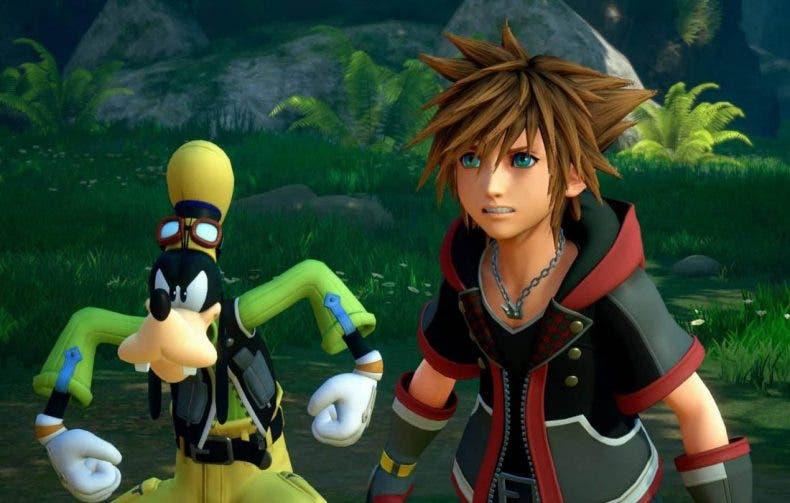 Kingdom Hearts 3 tendrá presencia en la GDC19 1