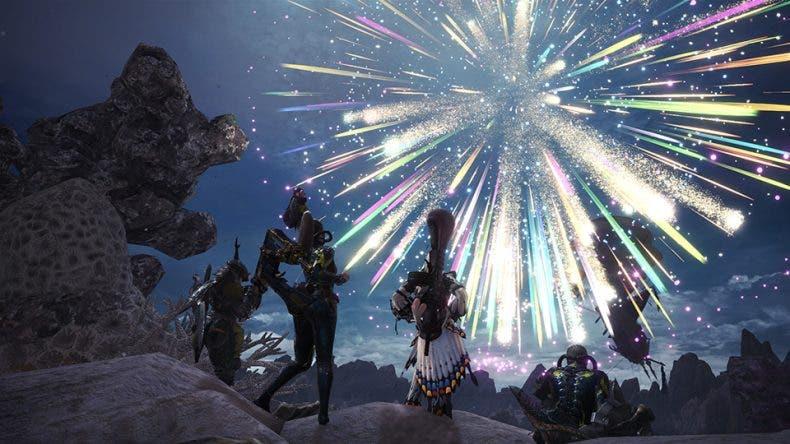 El festival de gratitud llega a Monster Hunter World 1