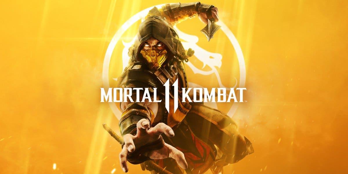 Gran oferta de Mortal Kombat 11 para Xbox 4