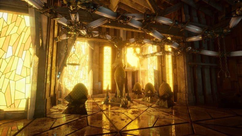 Operencia: The Stolen Sun llegará a Xbox One 1