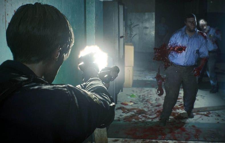 Solo un 26% de los jugadores ha terminado la demo de Resident Evil 2 1