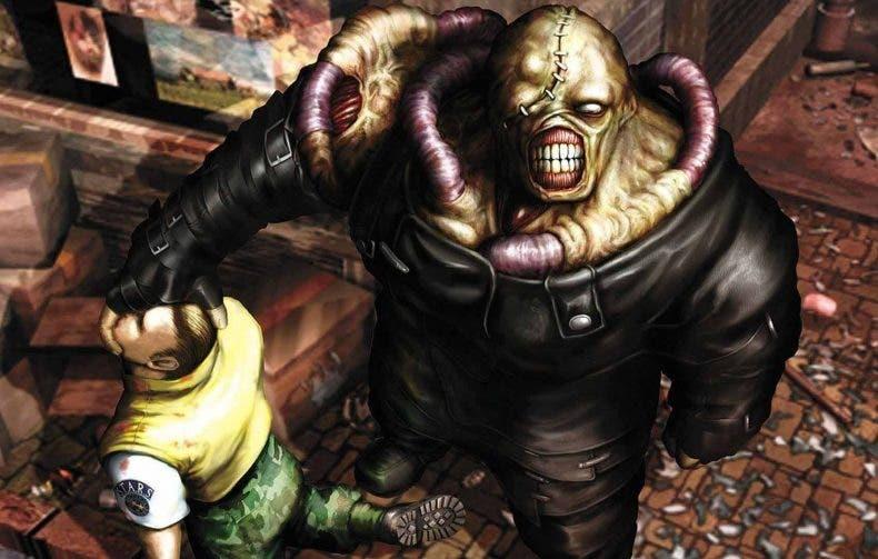 Comparativa del gameplay de Resident Evil 3 de 1999 y 2020 1
