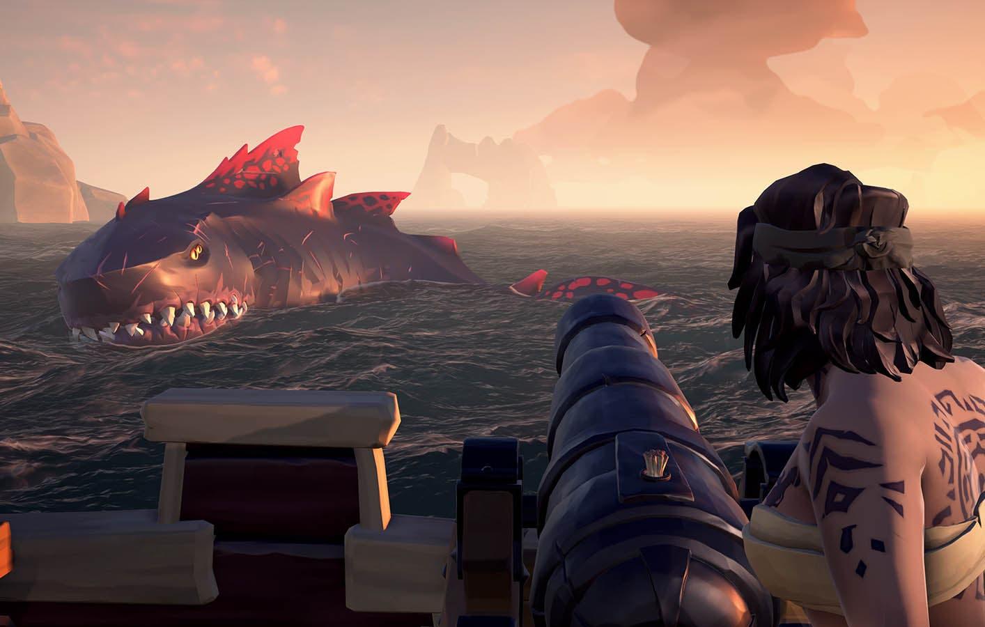 Sea of Thieves no estaría donde está si no fuese por Xbox Game Pass